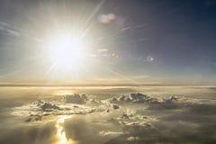 Нордический океан Стоковое Изображение