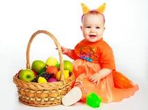 носить белки costume младенца Стоковые Фото