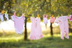 Носка младенца Стоковое фото RF