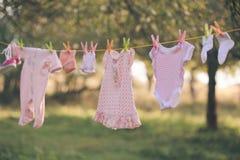 Носка младенца Стоковая Фотография