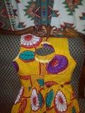 Носка славных дам африканская легкая Стоковые Изображения