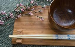 Носка таблицы с цветками стоковые изображения