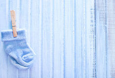 Носки младенца Стоковое Изображение