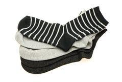 Носки хлопка Стоковая Фотография