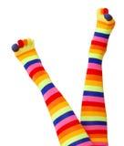 носки цвета Стоковые Изображения