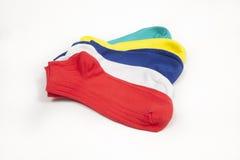 Носки цветов стоковое изображение rf