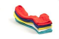 Носки цветов стоковые фотографии rf