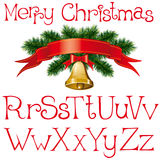 носок подарков рождества Стоковая Фотография RF