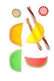 ностальгия конфеты Стоковая Фотография