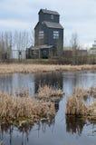Ностальгическое зернохранилище Стоковые Фотографии RF
