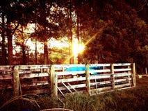 Ностальгия фермы Стоковая Фотография