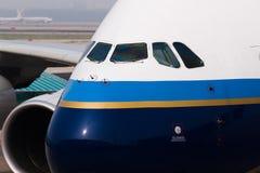 Нос воздушных судн Стоковые Фото