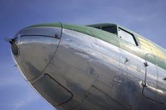 Нос птицы войны Стоковые Фотографии RF