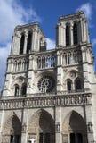 Нотре Даме, Париж, Франция Стоковая Фотография RF