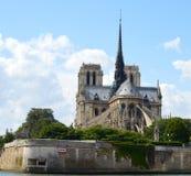 Нотре Даме, Париж Стоковая Фотография RF