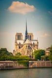 Нотре Даме de Париж Стоковое Изображение RF