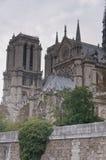 Нотр-Дам, Париж Стоковые Фотографии RF