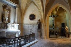 Нотр-Дам de Ла Главн Церковь стоковые изображения