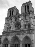 Нотр-Дам de Париж, франция Стоковое фото RF