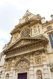 Нотр-Дам de Париж Стоковое Изображение RF