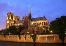 Нотр-Дам, Париж Стоковые Фото