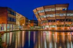 Ноттингем в Англии - Европе стоковое изображение rf