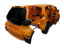 нот автомобиля Стоковое Изображение RF