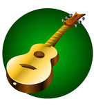 нот аппаратуры гитары Стоковое Изображение RF
