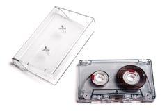 нот кассеты коробки старое Стоковая Фотография