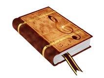 нот книги Стоковое Изображение