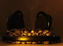 нот кофе Стоковое фото RF