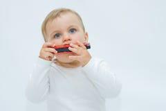 нот младенца стоковая фотография