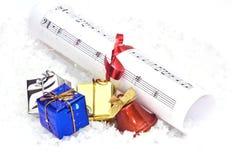 нот подарков Стоковые Фотографии RF