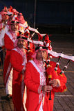 нот празднества воинское Стоковая Фотография RF