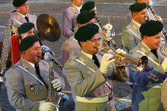 нот празднества воинское Стоковая Фотография