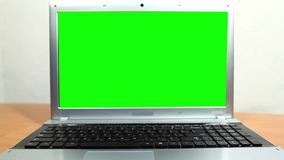 Ноутбук видеоматериал