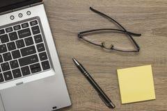 Ноутбук Стоковые Изображения