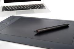 Ноутбук Стоковые Изображения RF