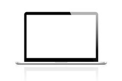 Ноутбук Стоковое Изображение RF