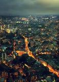 ноча Великобритания london стоковое изображение