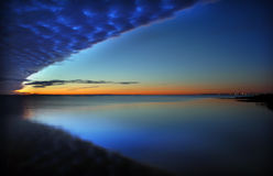ноча видит Стоковая Фотография RF