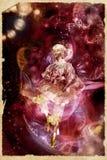 ноча волшебства куклы Стоковые Изображения