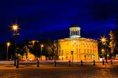 Ноча в Берлине Стоковое Изображение RF