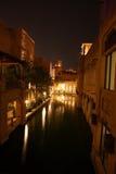 ноча Дубай Стоковые Изображения RF