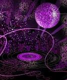 ноча жизни диско урбанская Стоковая Фотография RF