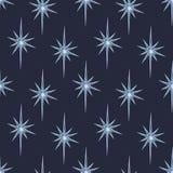 Ноча звезды Стоковое Изображение