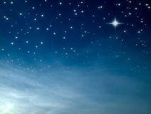 ноча звёздная