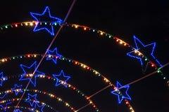 ноча звёздная Стоковое фото RF