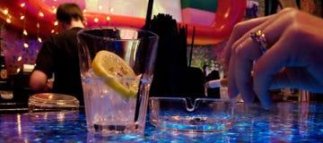 ноча клуба стоковые изображения rf