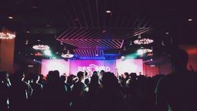 Ноча концерта Hillsong стоковое изображение rf